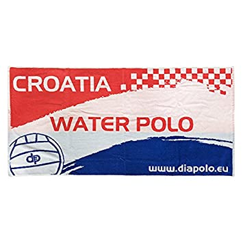 9194fbc49a771 Diapolo Croatia Bath Towel of Our National Water Polo Waterpolo Collection   Amazon.co.uk  Sports   Outdoors