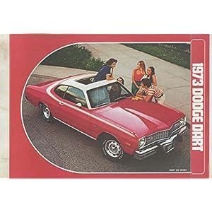 1973 Dodge Dart 340 Sport Brochure