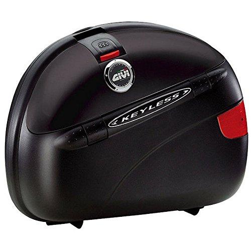 Givi E41NN Keyless 41 liter Monokey Motorcycle Side Cases - (Pair)