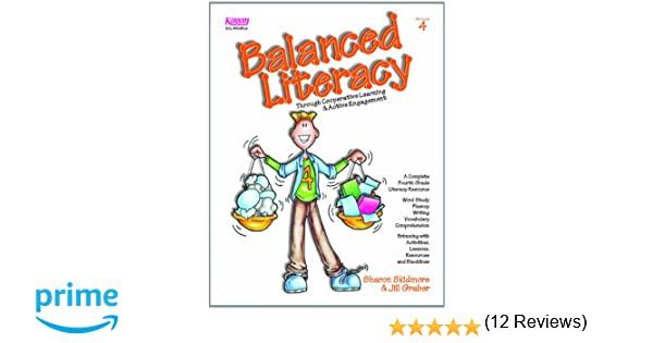 Amazon.com: Balanced Literacy Grade 4: Through Cooperative ...