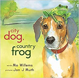 Image result for city dog country frog