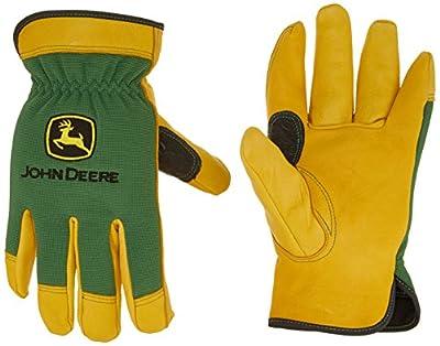 Deerskin Leather Work Gloves