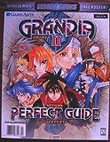 Grandia 2 Official Perfect Guide