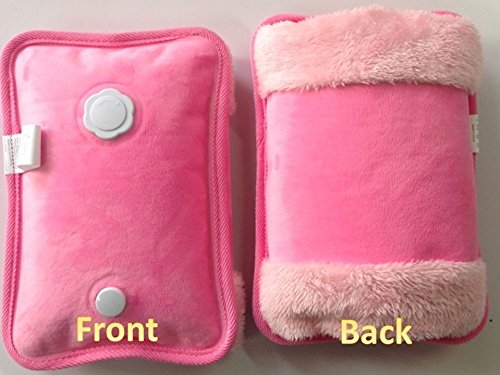 Pink-Rechargeable-Portable-Personal-Heating-PadPack-W-Personal-Pocket