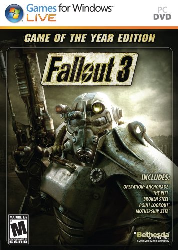 Fallout 3 game of the year - Windows (select)