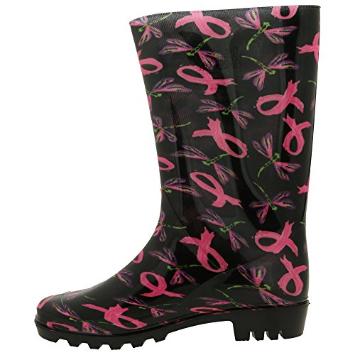 Pink Ribbon Boots Flight GreaterGood Ultralite™ Take Rain qfERnOR