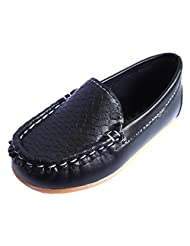 Femizee Casual Kids Loafers Shoes for Boys Girls