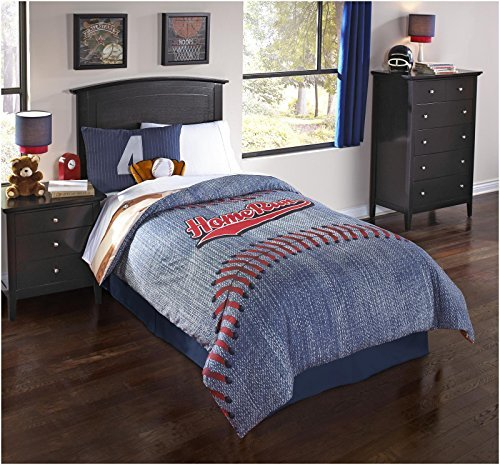 Hallmart Kids Home Run 6 pc Full Comforter Set