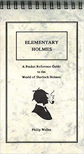 Book Elementary Holmes: Pocket Reference Guide to the World of Sherlock Holmes