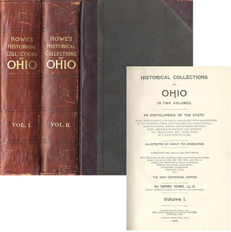 Howe's Historical Collections of Ohio in Two Volumes: An Encyclopedia of the - Pittsburgh Ross Mills
