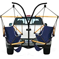 Hammaka Trailer Hitch Stand and Cradle Chairs Combo
