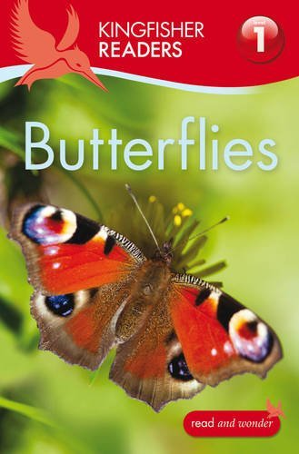 Kingfisher Readers: Butterflies (Level 1: Beginning to Read) by Thea Feldman (2012-01-05)