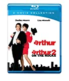 Arthur / Arthur 2: On the Rocks (2-Movie Collection) [Blu-ray]