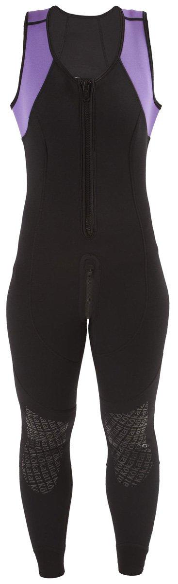 Kokatat Womens Neozip Long Jane, Color: Black, Size: M (INWNZJBK3)