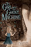 img - for The Girl with the Ghost Machine book / textbook / text book