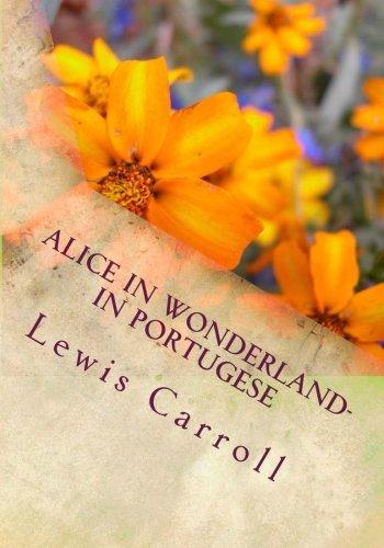Alice in Wonderland- in Portugese