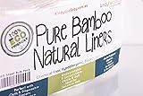 Bamboo Diaper Liners 600 Sheet