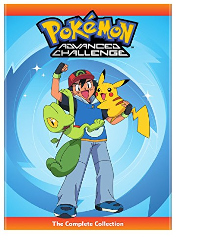Pokemon Advanced Challenge Complete Collection (DVD)