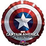 "Captain America 28"" Shield Balloon (Each)"