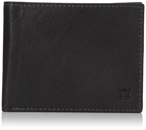Haggar Blocking Leather Passcase Security
