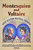 img - for Montesquieu and Voltaire: Great Western Political Thinkers book / textbook / text book