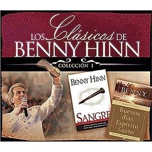 Los Clasicos de Benny Hinn I [Benny Hinn's Classics, Collection 1] Audiobook