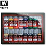 72299 Game Colour Introduction 16 Colour Set Acrylic Paint