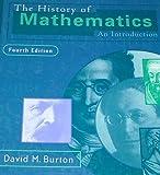 The History of Mathematics, Burton, David M., 0070094683