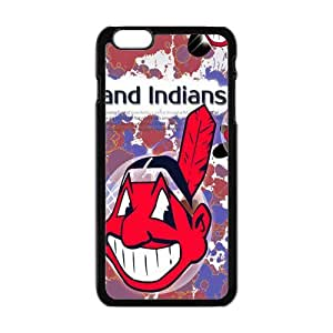 Happy Cleveland Indians Fahionable And Popular Back Case Cover For Iphone 6 Plus