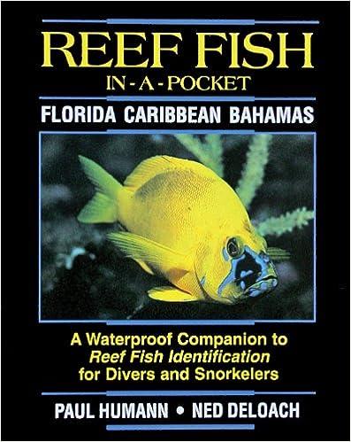 Reef Fish In-A-Pocket (Waterproof): Florida, Caribbean, and Bahamas