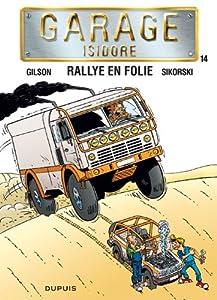 "Afficher ""Garage Isidore n° 14 Rallye en folie"""