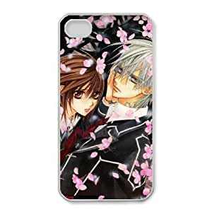 iphone4 4s phone cases White Vampire Knight fashion cell phone cases HYTE5066249