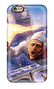 New A Christmas Carol Movie People Movie Tpu Case Cover, Anti-scratch EGMYSSE23076KcPRG Phone Case For Iphone 6