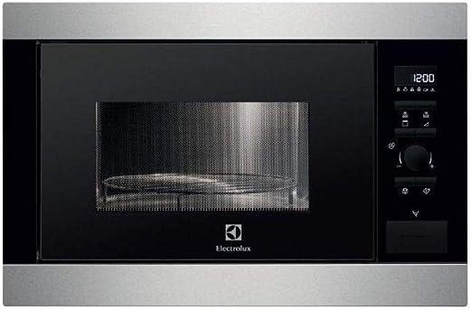 Electrolux EMS26203OX Integrado 26L 900W Negro, Acero inoxidable ...