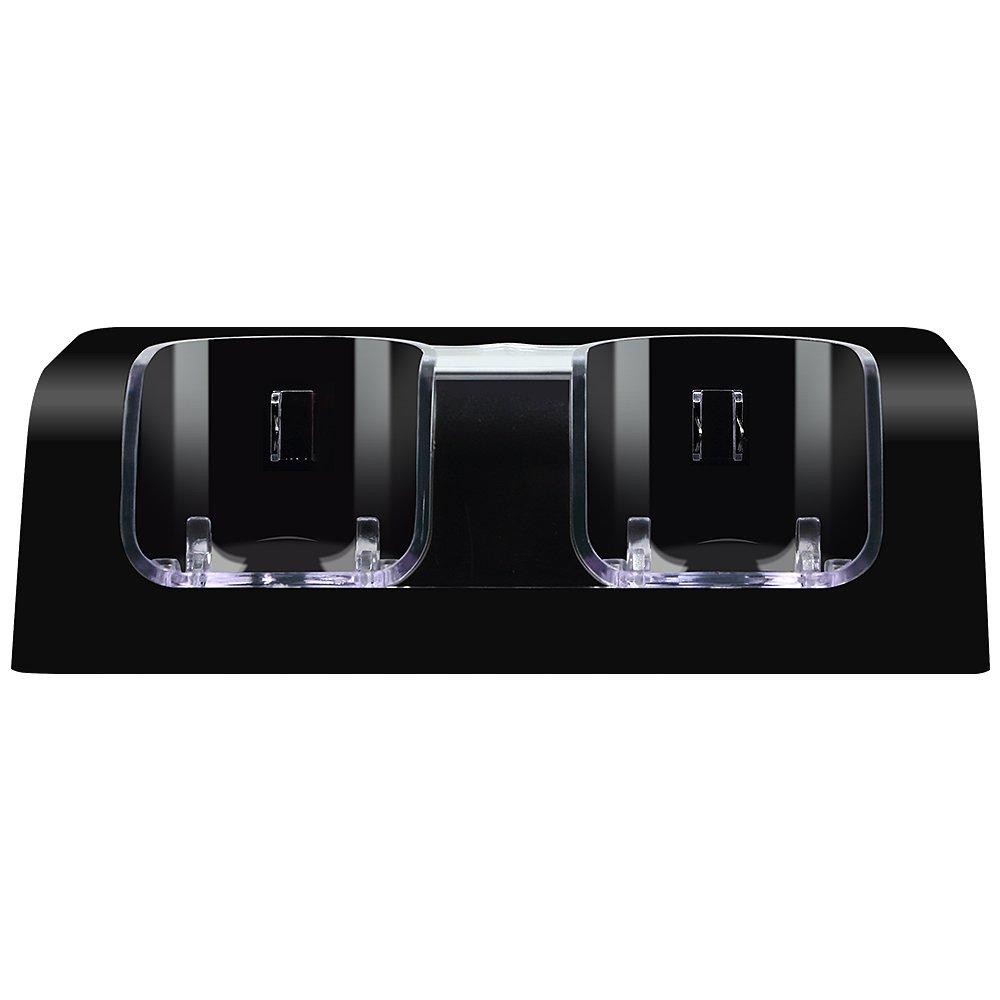 Estación de cargador para Wii C9 Wii mando a distancia de ...