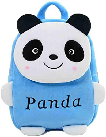 Plush School Bag (Panda)