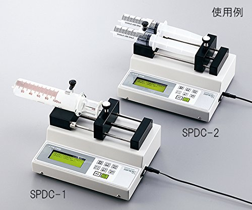アズワン3-6811-01シリンジポンプデジタル制御タイプシリンジ掛数1本 B07BD2PRHK