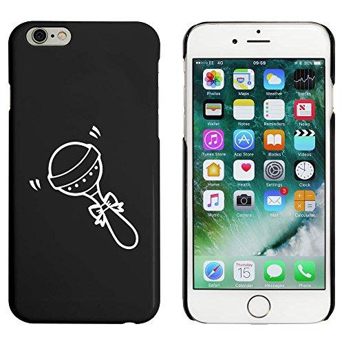 Schwarz 'Baby-Rassel' Hülle für iPhone 6 u. 6s (MC00088012)
