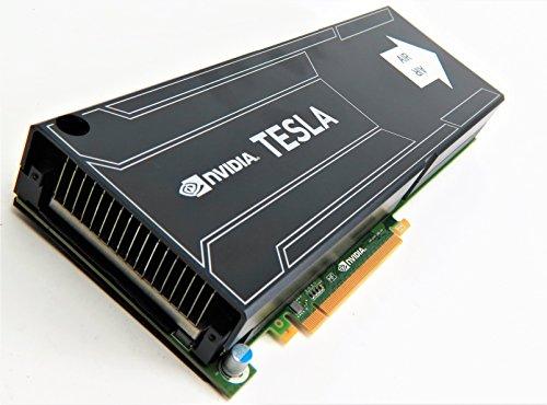 Unidad de procesamiento de acelerador informático nVidia Tesla K10 8GB GDDR5 PCI-E x16 con GPU Kepler GK104 duales