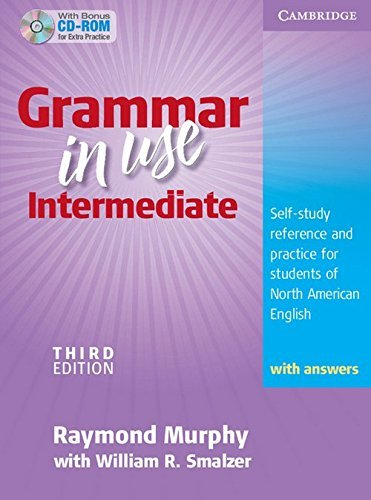 Grammar in Use Intermediate Students Book with Answers and CD-ROM ...