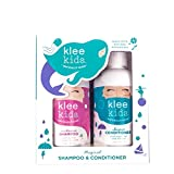 natural shampoo for kids - Luna Star Naturals Klee Kids Enchanted Shampoo and Charmed Conditional Duo Set