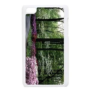 Ipod Touch 4 Csaes phone Case Azaleas DJH93272