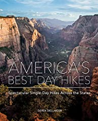 50 of the greatest hikes in the country, for all abilities and in all landscapesAmerica's Best Day Hikes is a beautifully illustrated, best-of compendium featuring the most memorable one- day hikes in every region of the United States.Organiz...
