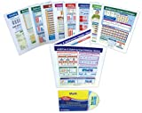 NewPath Learning 10 Piece Math Facts Visual Learning Guides Set, Grade 2-5