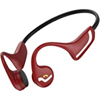 Hemobllo Bone Conduction Headphones - Wireless 5.0 Open-Ear Wireless Sports Headsets Wireless Earphone Bone Conduction…