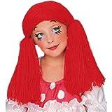 Rubie's Costume Rag Doll Yarn Hair Wig, Red - Best Reviews Guide
