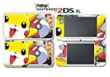 #7: Pikachu Pokeball Pokemon Catch Ash Video Game Vinyl Decal Skin Sticker Cover for Nintendo New 2DS XL System Console