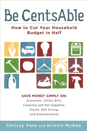 Be CentsAble: How to Cut Your Household Budget in Half (Financial Help For Stay At Home Moms)