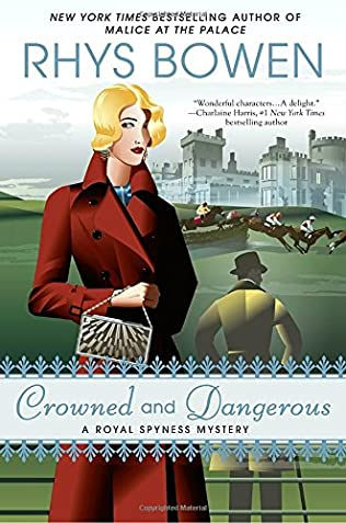 book cover of Crowned and Dangerous
