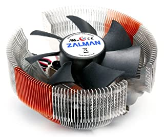 Zalman CNPS7000C-ALCU 92mm 2 Ball Cooling Fan (B0006VHVB4) | Amazon price tracker / tracking, Amazon price history charts, Amazon price watches, Amazon price drop alerts
